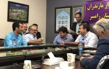 ملاقات مردمی استاندار مازندران با مردم رامسر