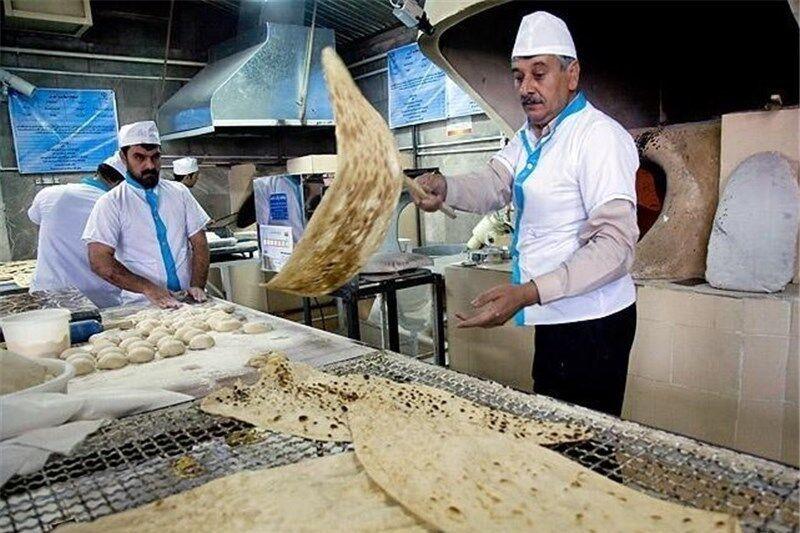 نیمی از نانواییهای مازندران اجاره ای هستند