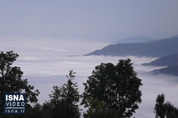 ویدئو / فیلبند، سرزمین ابرها