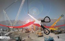 یک واحد تولید پروفیل ساختمانی در عباس اباد به بهرهبرداری رسید