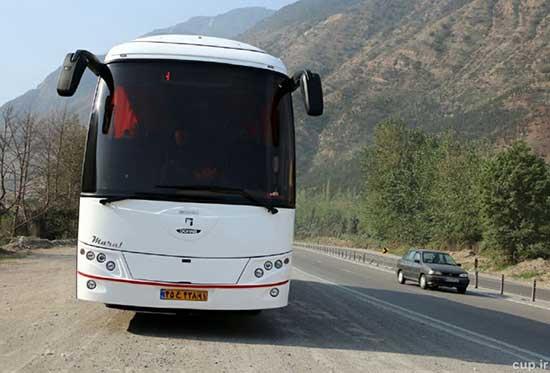 ممنوعیت تردد اتوبوس در محور  کیاسر بزرگترین مانع توسعه گردشگری در بخش چهاردانگه