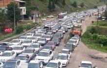 از بلاتکلیفی محور ساری-تاکام تا راهکار پلیس برای کاهش ترافیک