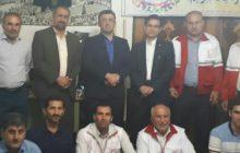 افتتاح اولین خانه هلال روستایی در روستای خالخیل + تصاویر