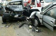 8 مصدوم و یک کشته در تصادف محور کیاسر