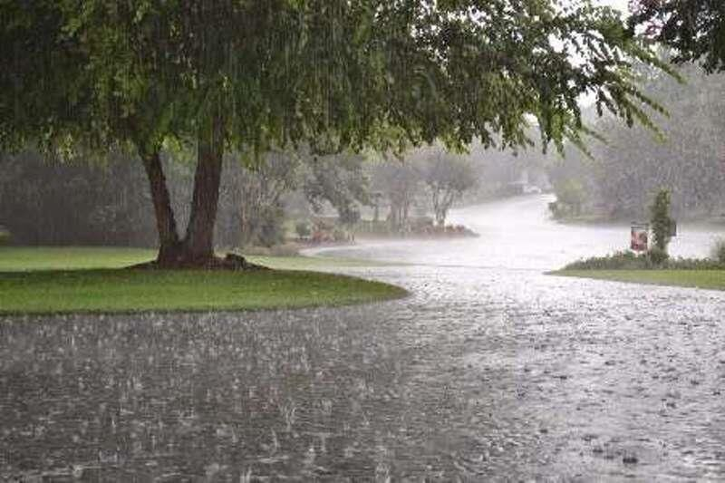 تداوم باران و کاهش دما در مازندران