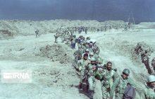عملیات والفجر۸ در حاشیه رودخانه تجن ساری بازسازی میشود