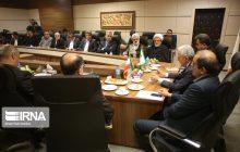 نشست هماندیشی وزیر علوم با مسئولان و اساتید دانشگاههای مازندران