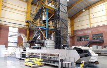 گروه صنعتی خوتکای مازندران به مدار تولید باز میگردد