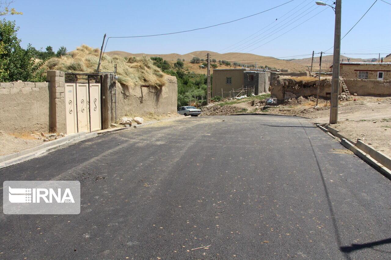 ۵۹ کیلومتر راه روستایی مازندران زیر بار ترافیک رفت