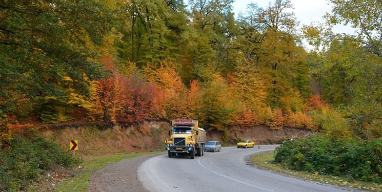 طولانیترین جاده جنگلی شمال در انتظار اعتبار+ عکس