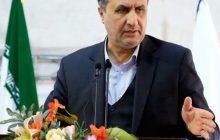 اسلامی وزیر راه و شهر سازی، اتمام پروژه ساری _ تاکام تا پایان امسال
