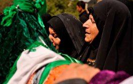 تصاویر: شور عزای حسینی در عاشورای حسینی منطقه دوسرشمار