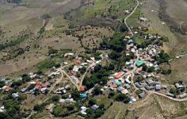تصاویر هوایی از فراز آسمان روستای اراء