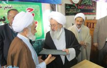 خبر فوری: خداحافظی حجت الاسلام تیموری امام جمعه بخش از مردم چهاردانگه