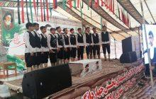 گزارش کامل از برگزاری شانزدهمین یادواره شهدای بخش چهاردانگه در روستای وناحم+ تصاویر