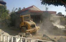 اتمام حجت با عوامل ساخت و ساز غیر مجاز در کلاردشت