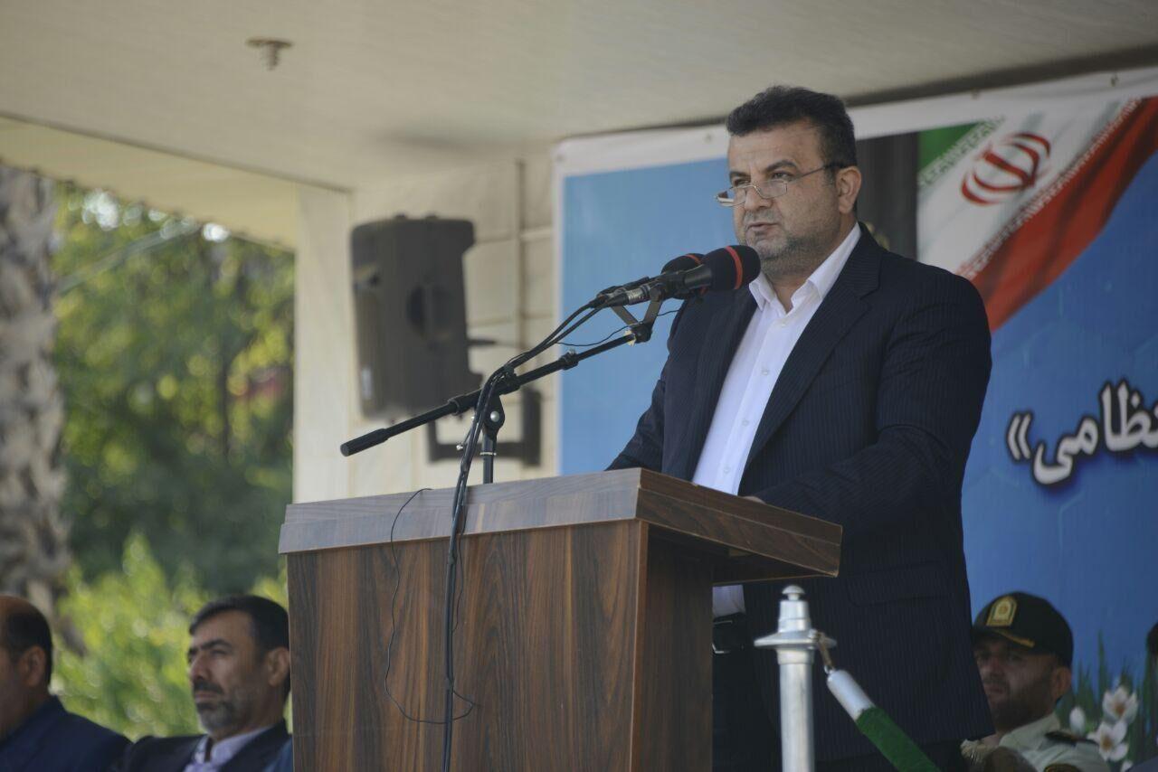 استاندار مازندران از پایانه صادراتی جویبار بازدید کرد