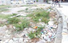 انتقاد جمعی از مردم از زبالههای رها شده در سطح قائمشهر