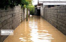 بارندگی اخیر ۴۰ میلیارد ریال به چالوس خسارت زد