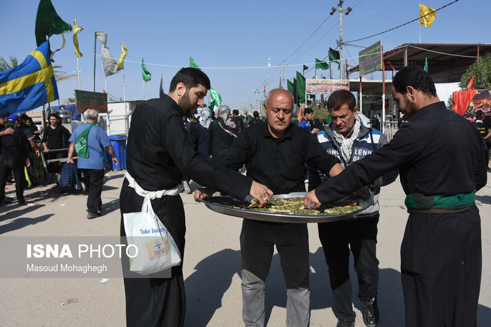 برپایی 20 موکب از مازندران در مراسم اربعین