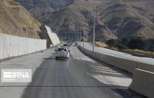 ترافیک در محورهای هراز و کندوان سنگین شد