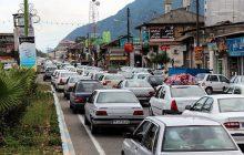 ترافیک مصوبات ترافیکی در رامسر