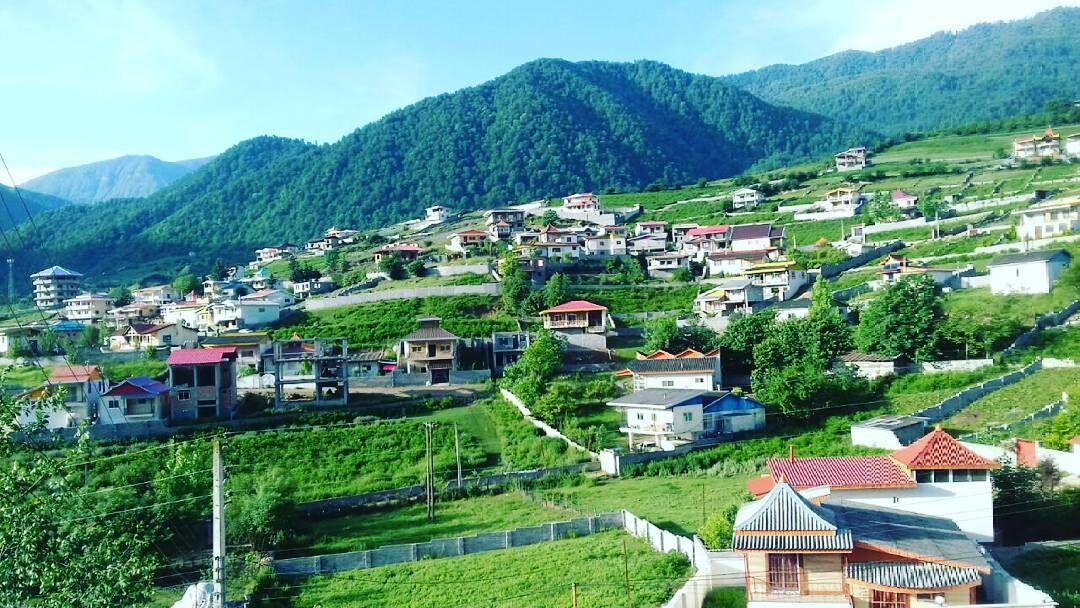خوشنشینان و توسعه زیرساختها در روستاهای مازندران