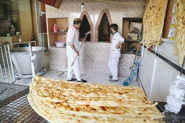 سبوس آرد نانواییهای مازندران افزایش یافت