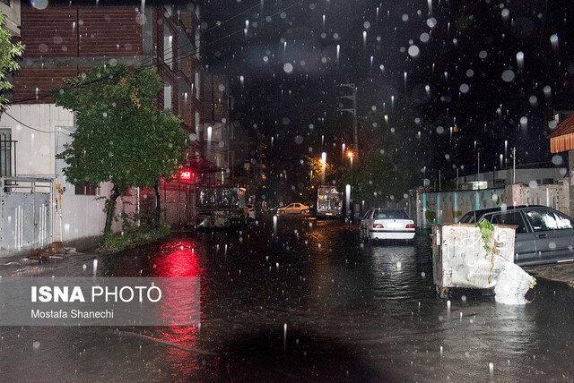 سیلابی شدن رودخانهها امشب و فردا در نیمه غربی مازندران