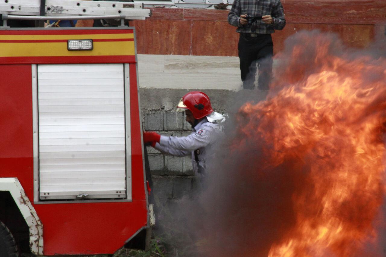 ضرورت افزایش ایستگاه آتشنشانی در شهر گردشگرپذیر نوشهر