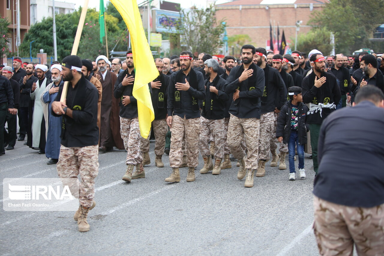 نیروهای-مسلح-مازندران-در-سوگ-رسول-مهربانی-عزاداری-کردند.jpg