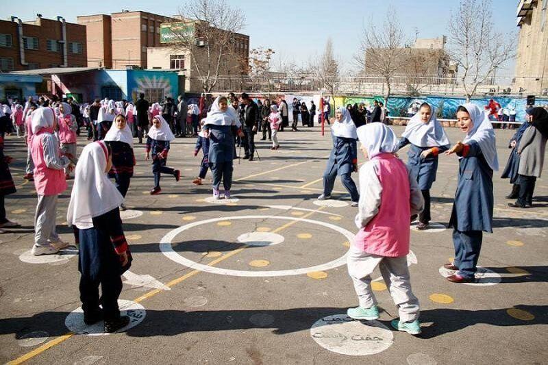 پازلهای ناهمخوان ورزش در مدارس مازندران