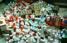 کشف ۱۲۰ میلیارد ریال داروی قاچاق در جویبار