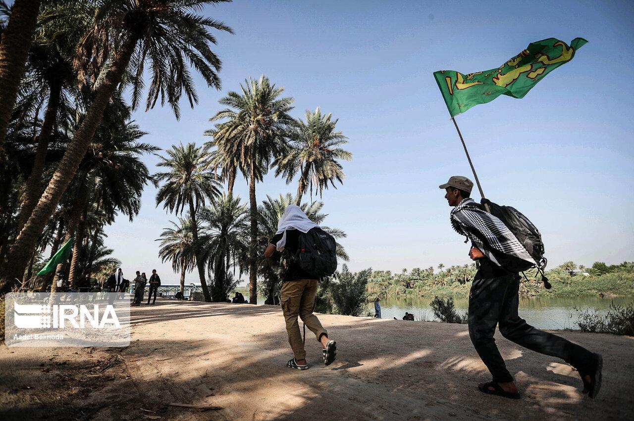۱۱۵ هزار مازندرانی برای پیادهروی اربعین ثبت نام کردند