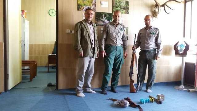 به دام افتادن شکارچیان غیرمجاز در چهاردانگه