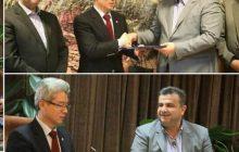 استاندار مازندران با سفیر کره جنوبی دیدار کرد