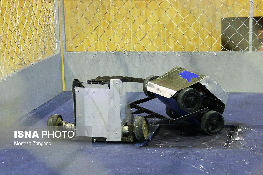 اولین دوره مسابقات کشوری رباتیک در مازندران برگزار میشود