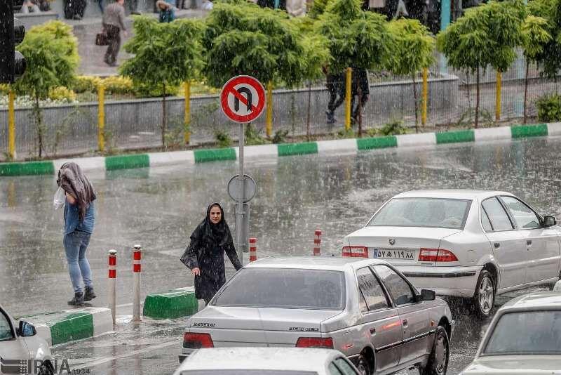 باران و برف امشب وارد مازندران میشود