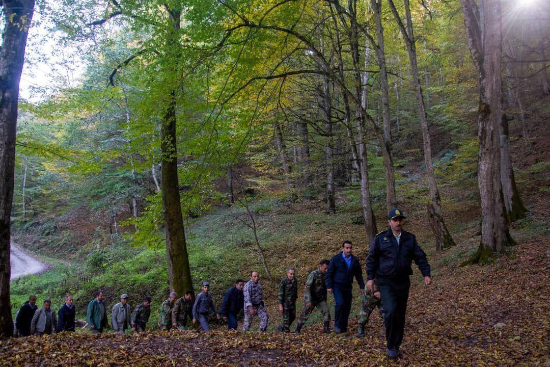 تجمیع توان حفاظتی منابع طبیعی، محیط زیست و میراث فرهنگی در مازندران