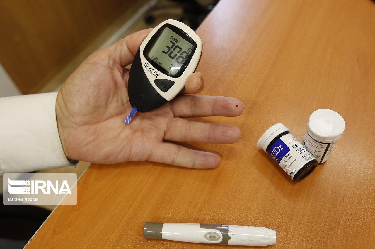 جمعیت زنان دیابتی مازندران ۲.۵ برابر مردان است