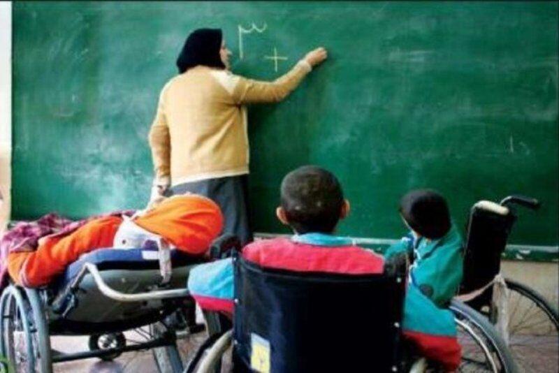 مدرسه جدید برای دانش اموزان استثنایی رامسر مناسب نیست
