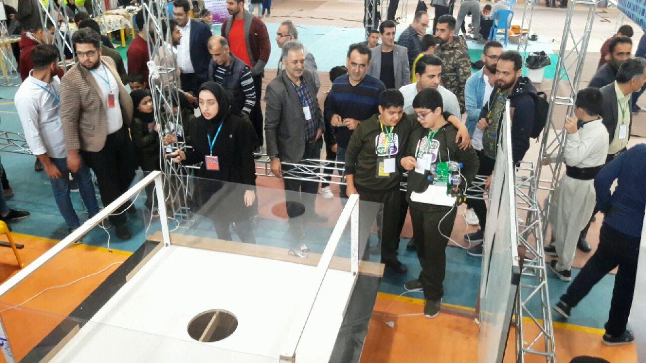 مسابقات رباتیک کشور در تنکابن