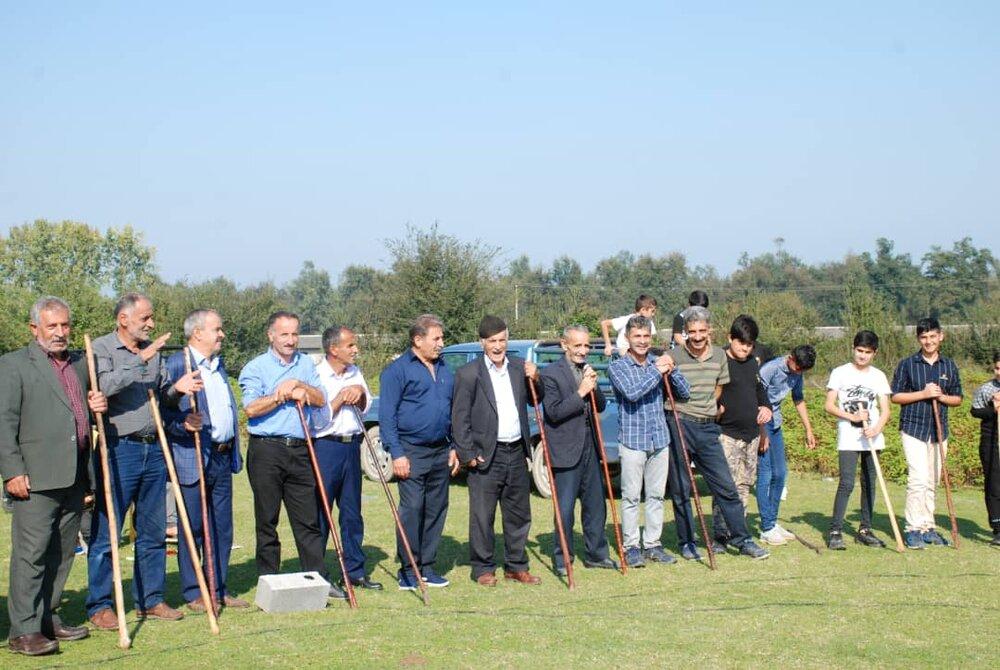 نخستین جشنواره ازگیل (کنس) در شهرستان نور برگزار شد