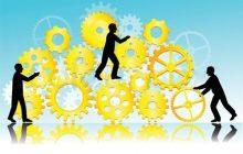 کار آفرینان پیشروان عرصه تولید هستند