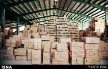 کشف ۱۳ میلیاردی انواع کالای قاچاق در مازندران