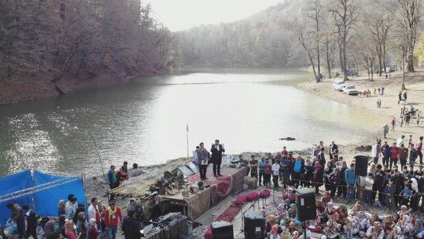 جشنواره « دشو» در روستای چورت چهاردانگه برگزار شد