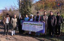اردوی جهادی دامپزشکی کشاورزی در روستای زلم رودبار