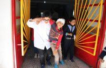 گزارش تصویری مانور زلزله در مدارس منطقه چهاردانگه