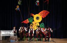 اختتامیه هجدهمین جشنواره هنرهای نمایشی کودکان و نوجوانان مازندران