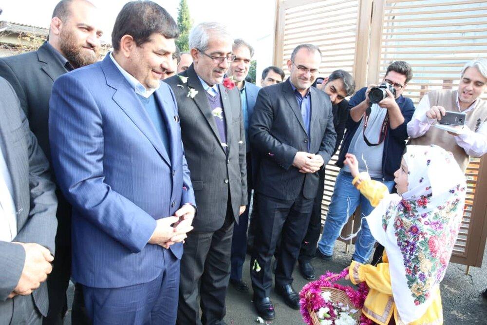 بهرهبرداری از ۸۷ طرح عمرانی برکت با اعتبار ۱۳۱ میلیارد ریالی در مازندران
